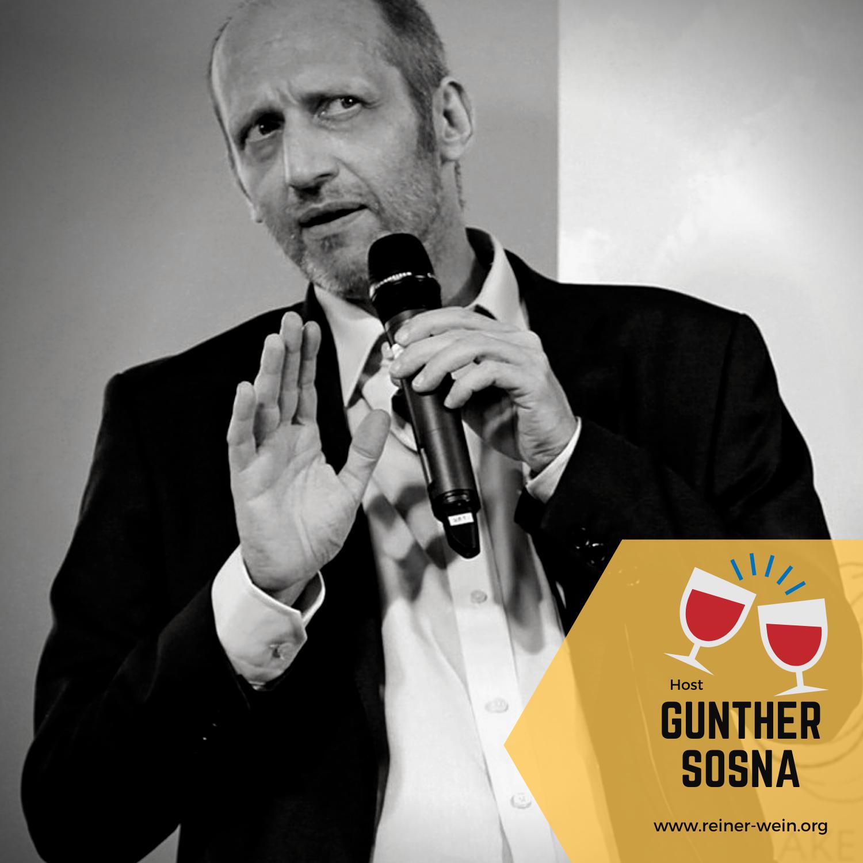 Gunther Sosna, Gastgeber bei Reiner Wein