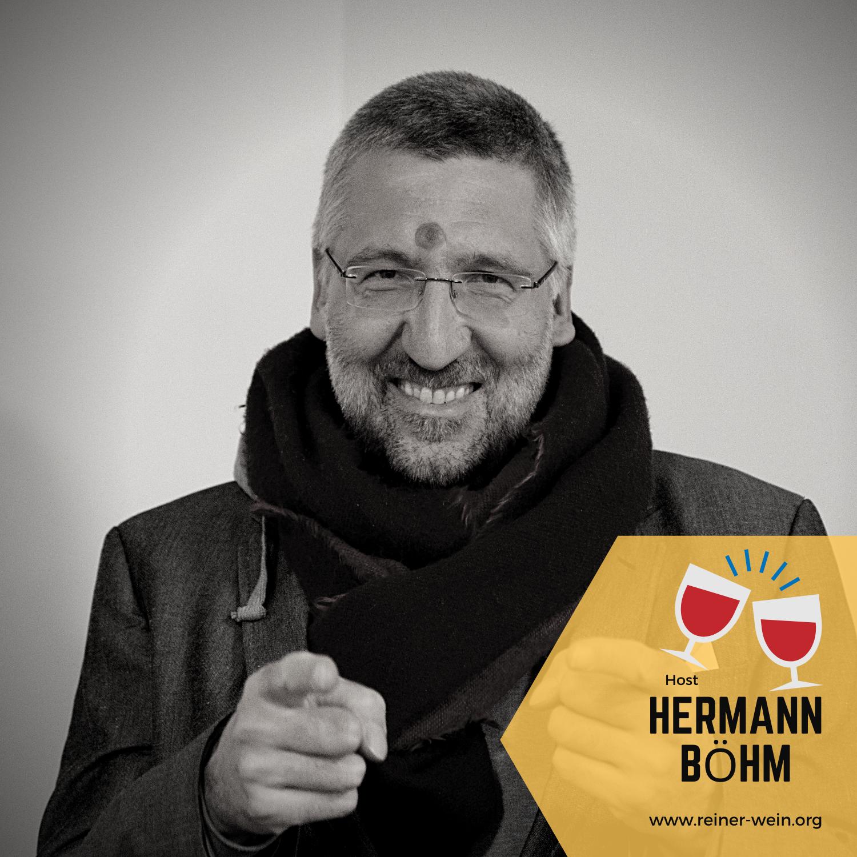 Hermann Böhm, Gastgeber bei Reiner Wein